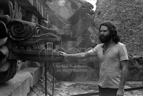 The Doors y la historia de su legendaria visita a México de 1969