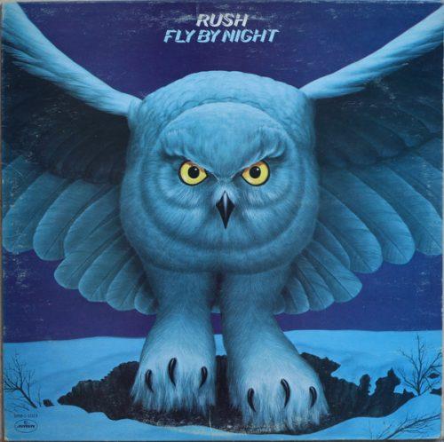 Disco Inmortal: Rush – Fly by Night (1975)