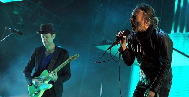 """Radiohead presentó en vivo por primera vez los temas de su nuevo álbum """"A Moon Shaped Pool"""""""