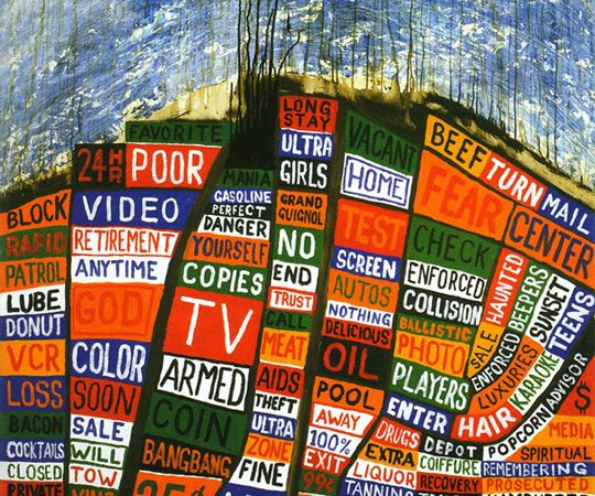 """Hail to the Thief"": la incomprendida bipolaridad de Radiohead"