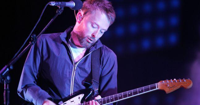Radiohead estrenará conciertos completos en YouTube cada semana de cuarentena