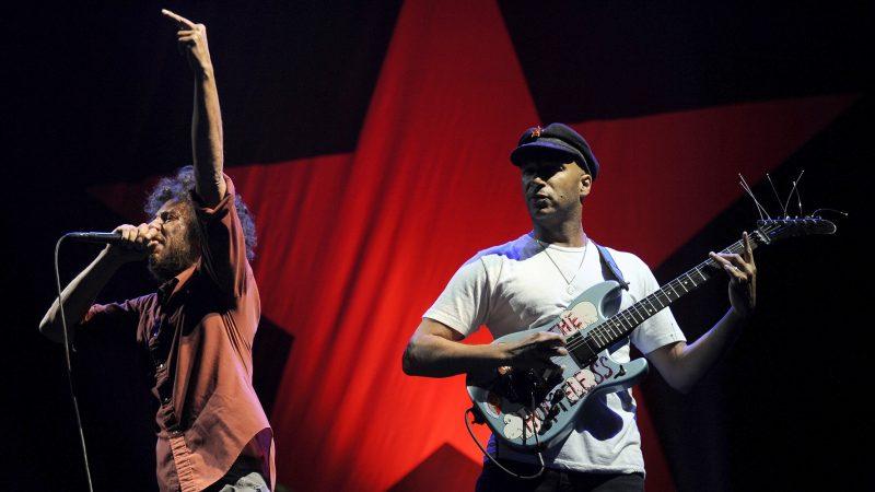 Rage Against the Machine pospone su gira de reunión debido al Coronavirus