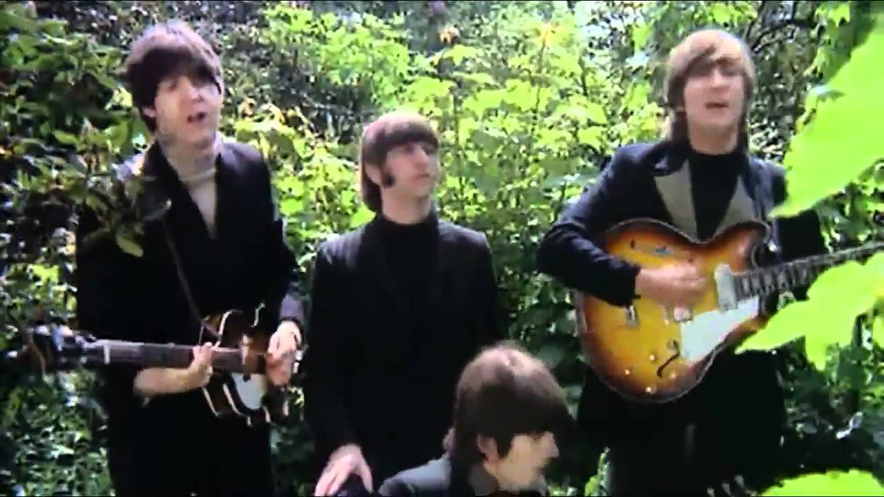 "Cancionero Rock: ""Rain""- The Beatles (1966)"