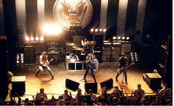 Conciertos que hicieron historia: El último show de los Ramones (1996)