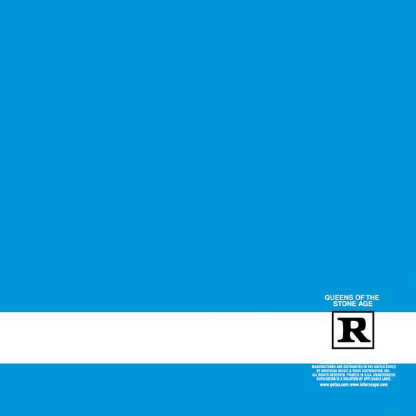 Disco Inmortal: Queens of the Stone Age – Rated R (2000)