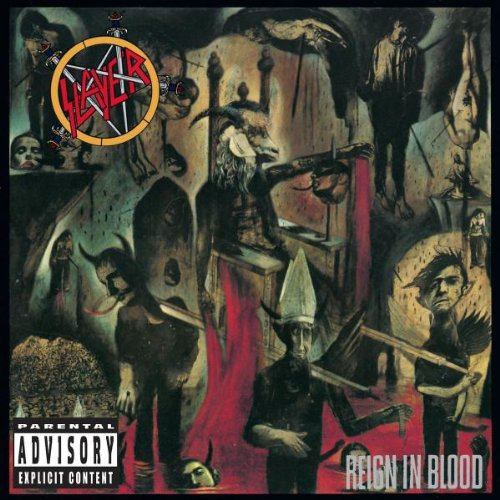 "Disco Inmortal: Slayer ""Reign in Blood"" (1986)"