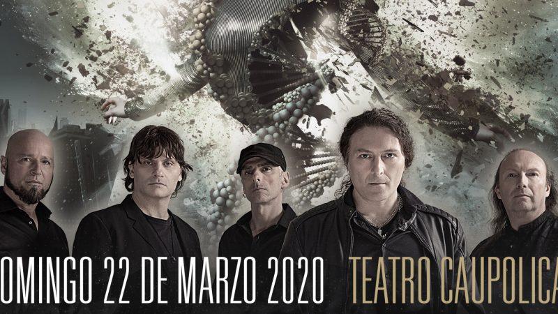 Luca Turilli/Lione Rhapsody anuncian visita a Chile para el 2020