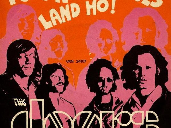 "Cancionero Rock: ""Roadhouse Blues""- The Doors (1970)"