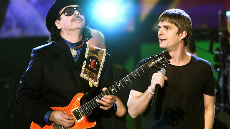 Cancionero Rock: Santana ft. Rob Thomas – Smooth (1999)