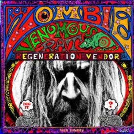 Escucha el primer single del nuevo álbum de Rob Zombie