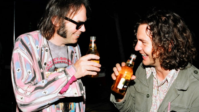 Confirmado: Neil Young inducirá a Pearl Jam al Rock'N' Roll Hall of Fame