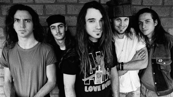 Así fue el primer show de Pearl Jam en su historia