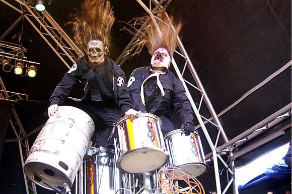NR En Vivo: el devastador show de Slipknot en el Big Day Out 2005