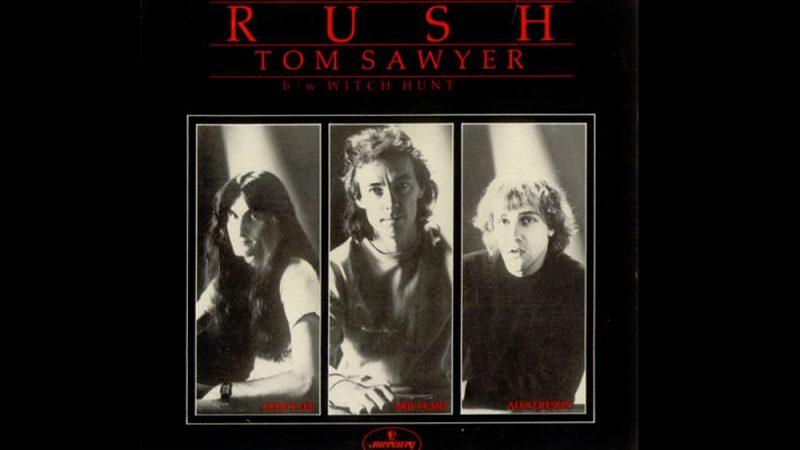 "Cancionero Rock: ""Tom Sawyer"" – Rush (1981)"