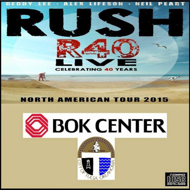 Mira el show de regreso de la gira 40º aniversario de Rush completo