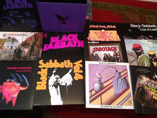 Black Sabbath reeditará sus primeros ocho álbumes en formato de vinilo