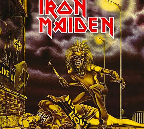 "Cancionero Rock: ""Sanctuary"" – Iron Maiden (1980)"