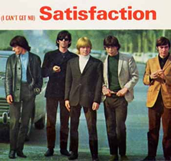 "2×1: ""(I Can't Get No) Satisfaction"" The Rolling Stones vs. Devo"
