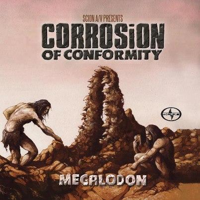 """Corrosion of Conformity lanza nuevo EP: """"Megalodon"""""""