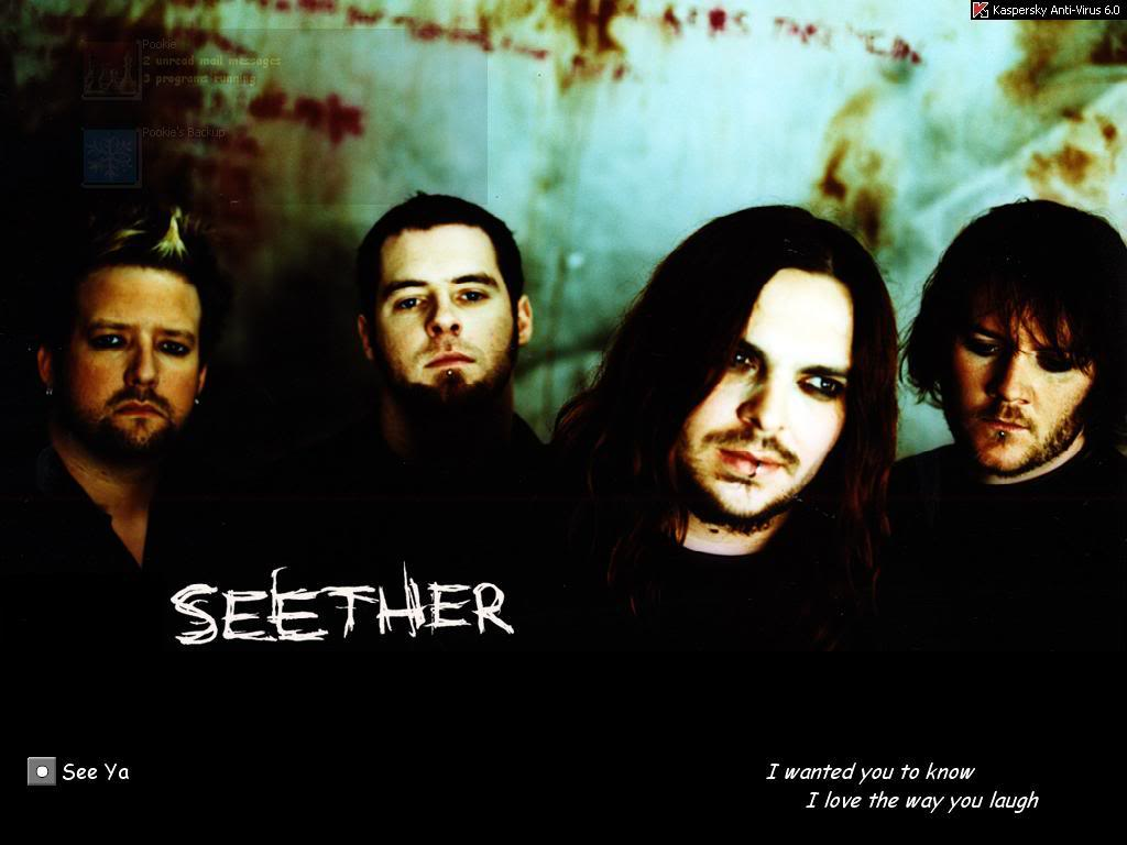 Seether presenta un adelanto de su nuevo disco de estudio