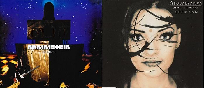 """2×1: """"Seemann"""" Rammstein vs. Apocalyptica ft. Nina Hagen"""