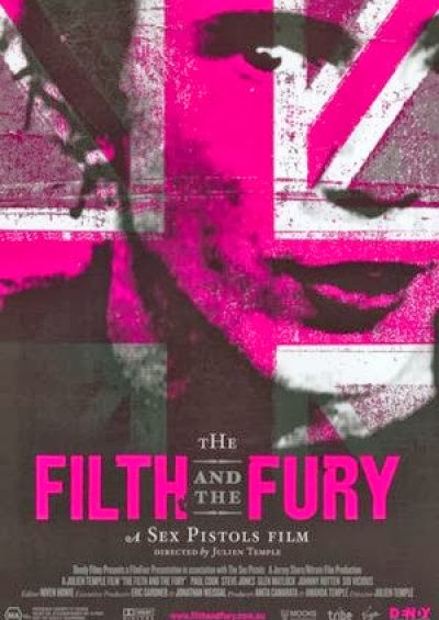 Rockumentales-The Filth and the Fury, la historia de los Sex Pistols