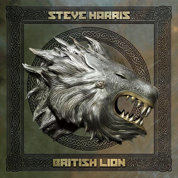 Escucha completo en streaming British Lion, el debut solista de Steve Harris