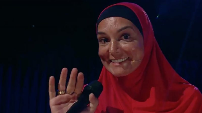 "VIDEO: Sinead O'Connor volvió a la TV para interpretar su clásica versión de ""Nothing Compares 2 U"""
