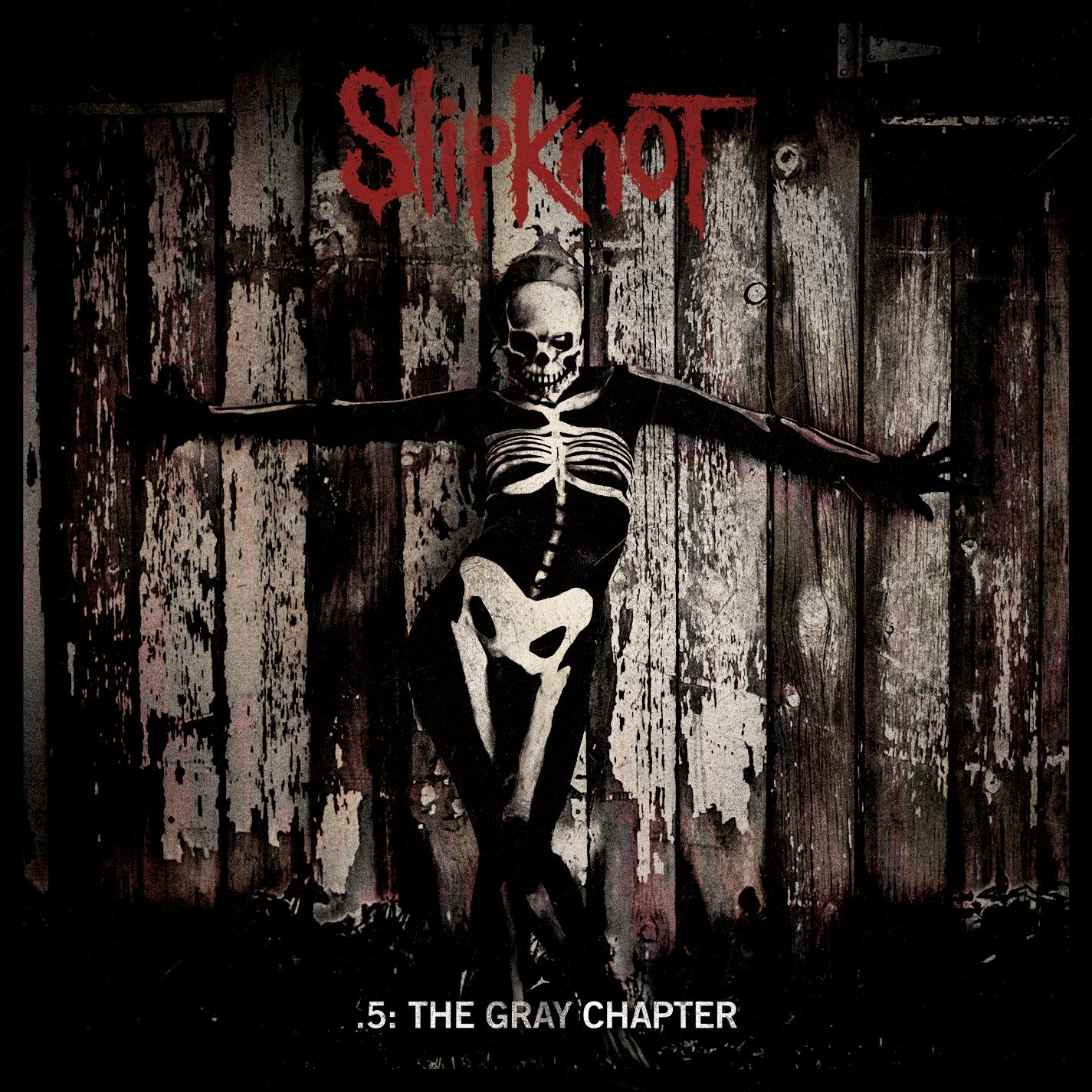 Slipknot anuncia portada, título y tracklist de su nuevo álbum de estudio