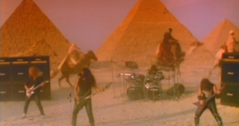 "Videografía Rock: ""Seasons in the Abyss"" – Slayer"
