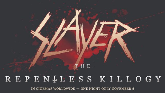 The Repentless Killogy: la película de Slayer llegará a cines nacionales