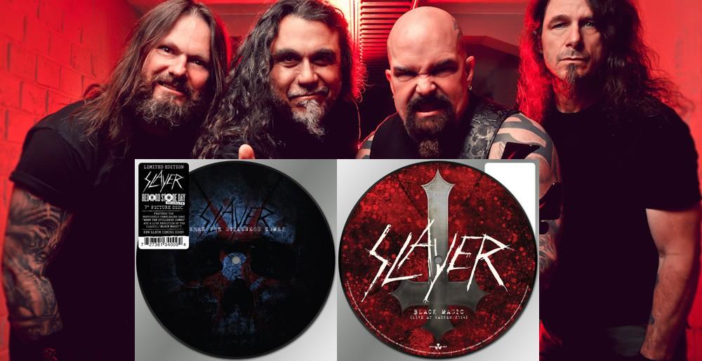 Slayer anuncia título y fecha de su nuevo álbum de estudio