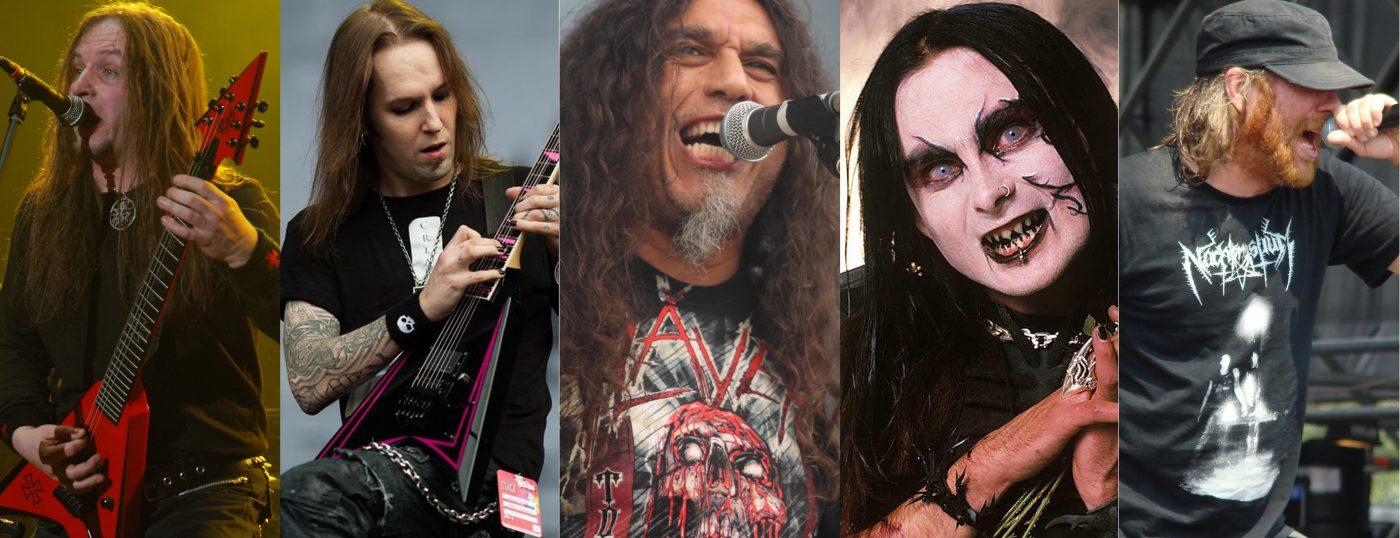 Slayer: Cinco tributos que le ha rendido la escena del metal
