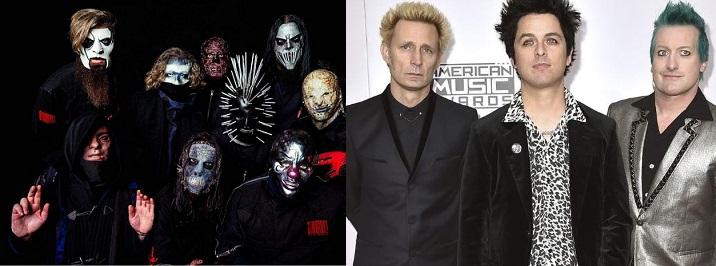Slipknot, Green Day, Testament, Whitesnake, Sons of Apollo y más cancelan tours debido al Coronavirus