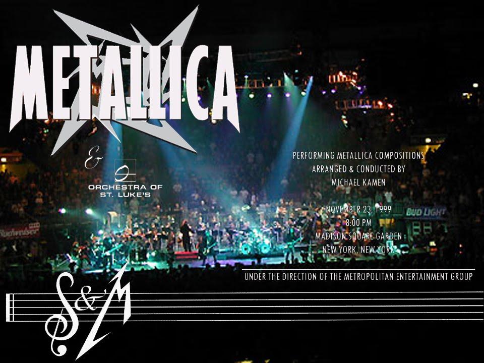 Conciertos que hicieron historia: Metallica, S&M (1999)