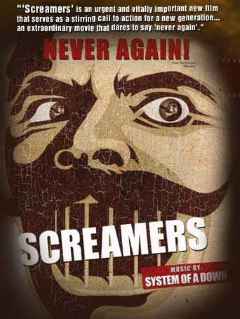 "Rockumentales: ""Screamers"", el documental de System of a Down sobre el genocidio armenio"