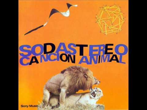 """Portadas con historia: Soda Stereo- """"Canción Animal"""""""