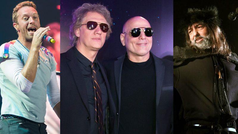 Gracias totales: Charly Alberti y Zeta Bossio llegan a Chile con invitados para revivir el legado de Soda Stereo