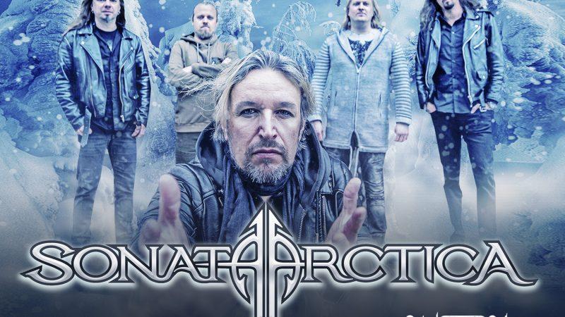 Sonata Arctica se cambia de locación por éxito de ventas