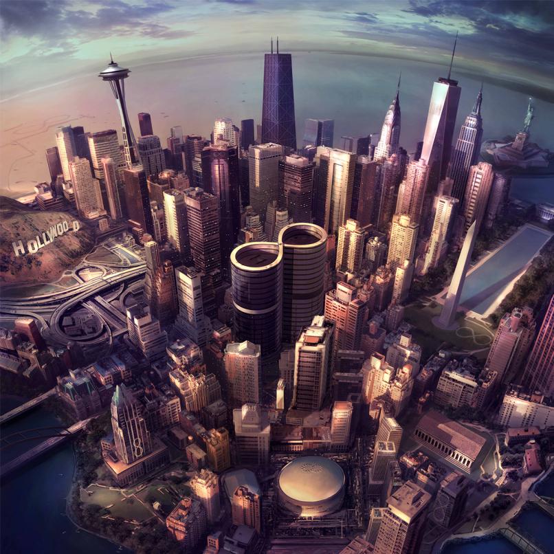 Foo Fighters anuncia título, portada y lanzamiento de su nuevo álbum de estudio