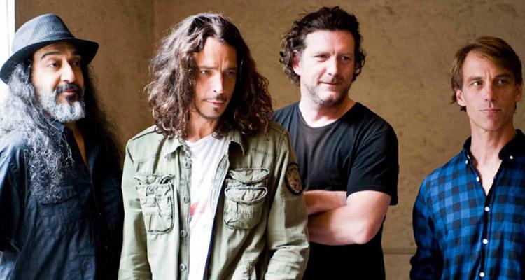 Grabaciones dejadas por Chris Cornell completarían un nuevo álbum de Soundgarden