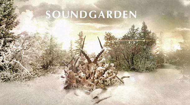 Soundgarden estrena video para 'Been Away Too Long'