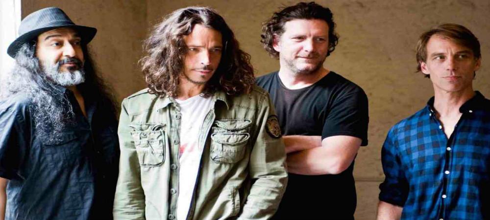 """Soundgarden tiene seis """"canciones sólidas"""" listas de su nuevo álbum de estudio"""
