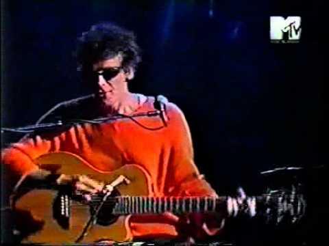 """NR En Vivo: """"Estrelicia"""", el inspirado desenchufado para MTV de Luis Alberto Spinetta"""