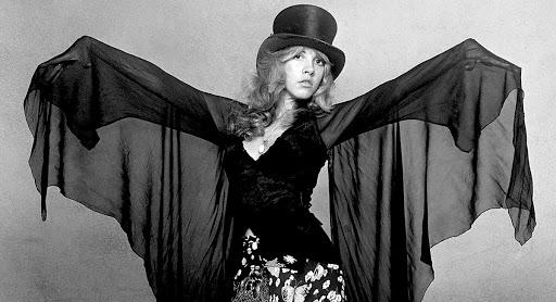 Ciclo Heroínas del Rock: Stevie Nicks, la bruja blanca del rock