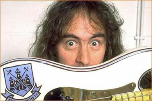 "Steve Harris lanza ""British Lion"", su primer disco como solista"