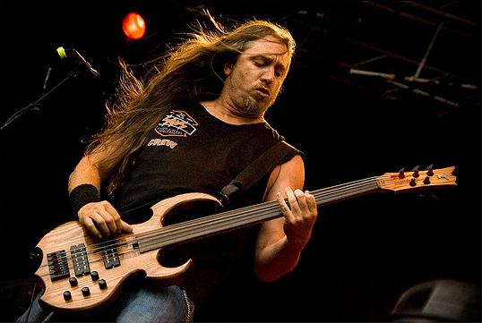 Señales apuntan a que Steve Di Giorgio podría ser el nuevo bajista de Megadeth