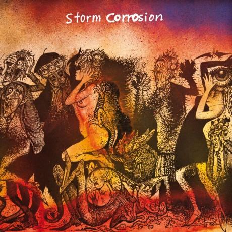 Revisa los detalles de Storm Corrosion, el proyecto de Steven Wilson y Mikael Äkerfeldt: