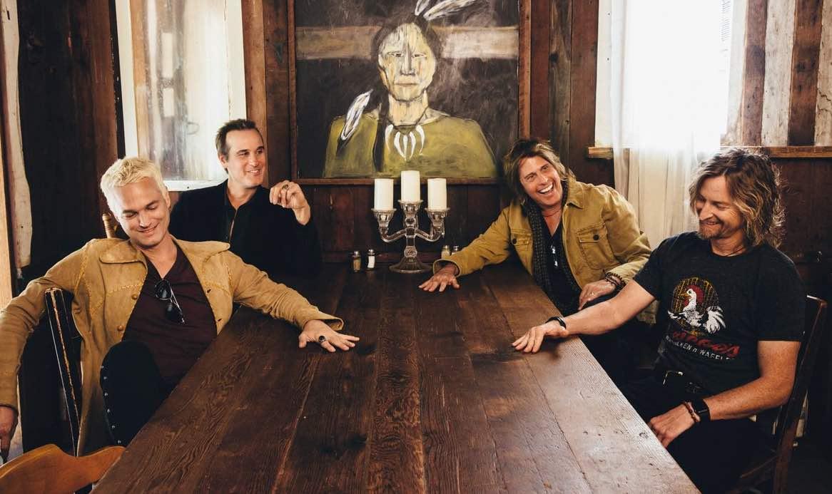 Stone Temple Pilots trabaja en nuevo álbum de canciones acústicas