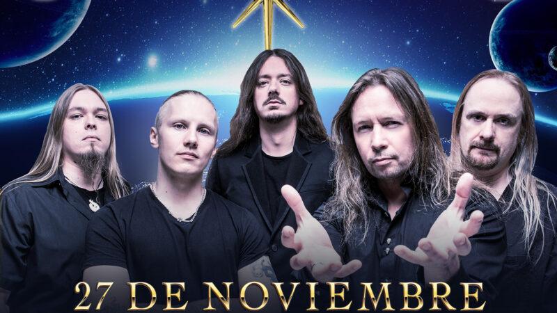 Confirmado: los finlandeses de Stratovarius regresan a Chile